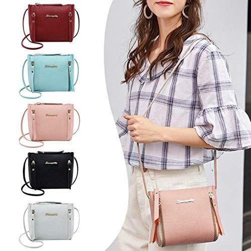 Wanbigo Artificial Leather Shoulder Bag, Fashion Women Handbag Tote