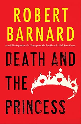 book cover of Death and the Princess