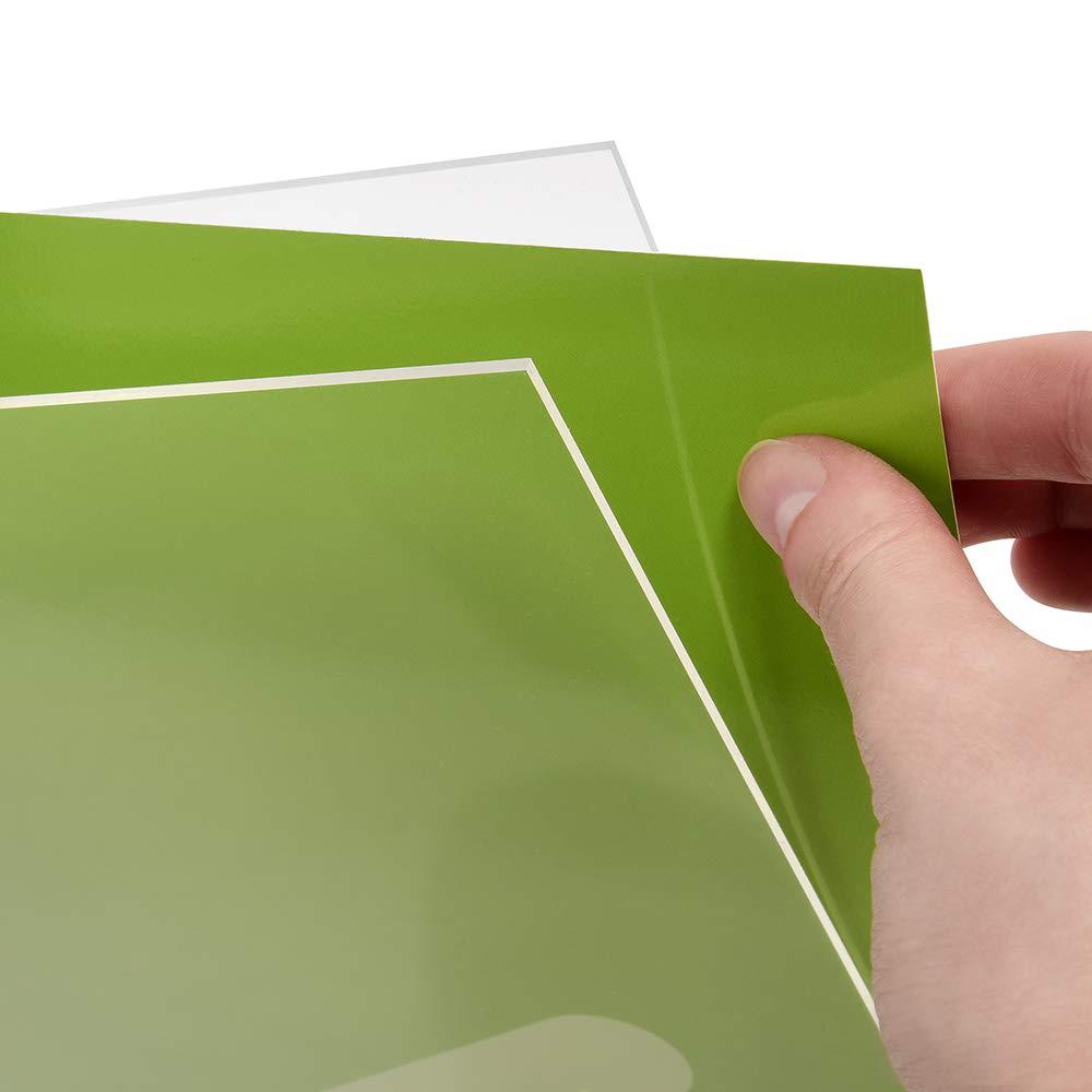 DIN A6 Hoch Zeigis/® Plakattasche aus Acrylglas f/ür Einzelbl/ätter//Infotasche // Blatthalter//Plakathalter // Schildhalter//Preisschildhalter // Transparent 105x148mm