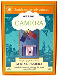 Aerial Camera kit for kites by Smithsonian Adventures