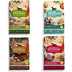 Rachael Ray Nutrish Natural Dry Dog Food (4 Pack, Variety Pack)