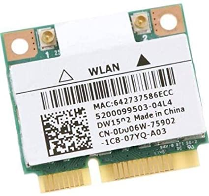 DW1502 WIRELESS CARD DRIVERS DOWNLOAD (2019)