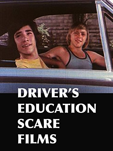 Red Spine - Driver's Education Scare Films