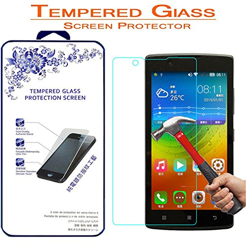 Tempered Glass For Lenovo A2010 (Clear) - 7