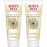 Burt's Bees Soap Bark and Chamomile Deep Cleansing Cream, 12 Ounces