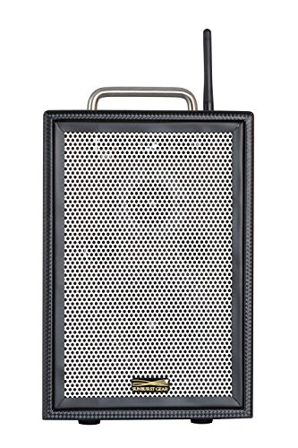 Sunburst Gear Compact Portable All-in-One Rechargeable Battery Powered PA Speaker with Bluetooth