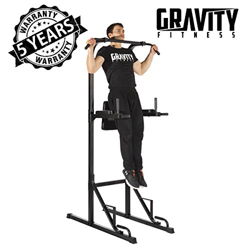 Gravity Fitness Power Tower - Pull Up Rack