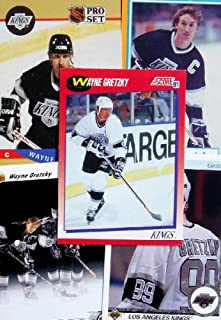product image for Wayne Gretzky 20-card set with 2-piece acrylic case [Misc.]