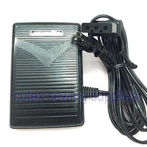 Foot Control Pedal With Cord #J00360051 For Babylock, Brother Sewing Machines