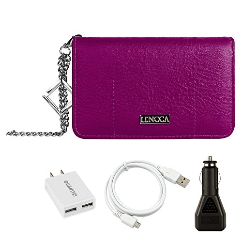 lencca-leather-purse-flip-with-built-in-card-cash-slots-and-id-card-window-and-zippered-pocket-for-a