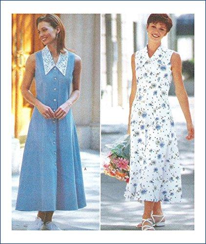 Uncut Vintage Butterick Pattern Dress - 7