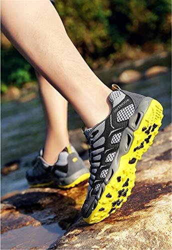Liebhaber up 39 Casual Schuhe Sneakers Exing Breathable Anti Frühling Wasser Womens Farbe Schuhe Outdoor Größe Lace Cross Schuhe Herbst Wandern D B Mesh Rutsch Schuhe Country fS0fqxwU