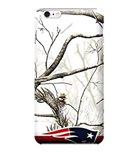 iPhone 6 Plus Case, NFL - Realtree Camo New England Patriots - iPhone 6 Plus Case - High Quality PC Case