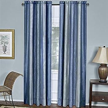 Brand new Amazon.com: Achim Home Furnishings Ombre Window Curtain Panel, 50  LU32