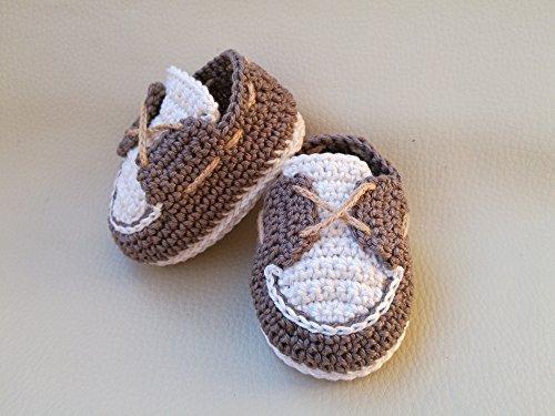 28764d309171c1 Amazon.com  Crochet Pattern Baby Sperry Top Sider