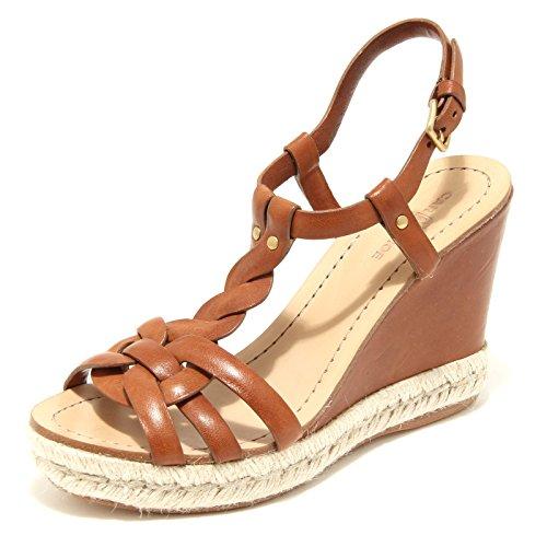 1776 sandalo CAR SHOE scarpe donna shoes women Marrone