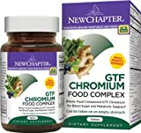 New Chapter GTF Chromium Food Complex, 60 Tablets