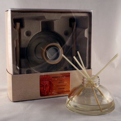 Tangerine Bath Kit - Natural Selection Bath and Body Tangerine Reed Diffuser Kit