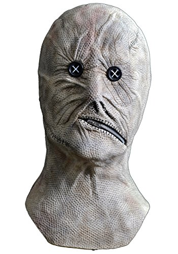 Trick or Treat Studios Men's Nightbreed-Dr. Decker Mask, Multi, One Size ()