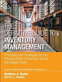 Amazon cscmp certification collection council of supply chain the definitive guide to inventory management principles and strategies for the efficient flow of inventory fandeluxe Image collections