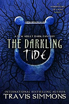 The Darkling Tide (The Harbingers of Light Book 2) by [Simmons, Travis]