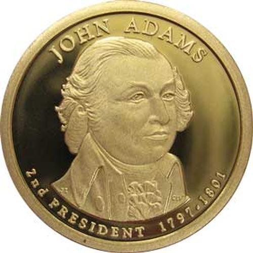 Adams Dollar Coin - 8