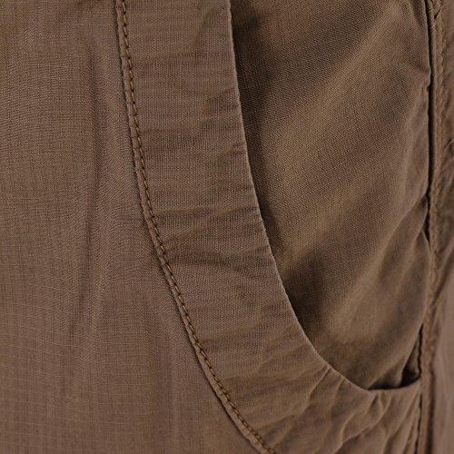 Cotone Marrone Wosho0383ri027257 Woolrich Uomo Shorts qxFwt4nTUI