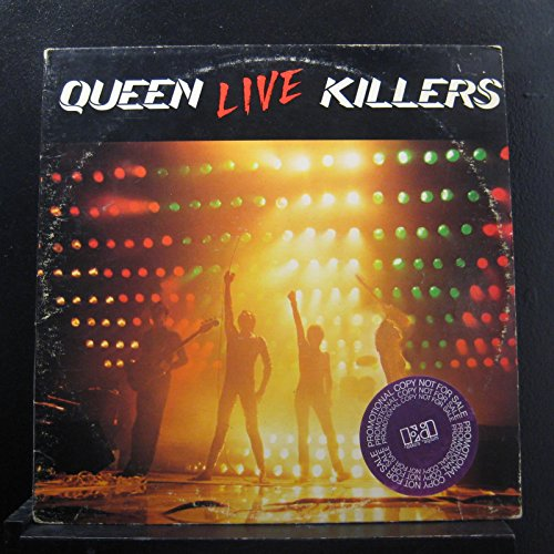 Live Killers by Elektra
