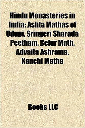 Amazon in: Buy Hindu Monasteries in India: Shri