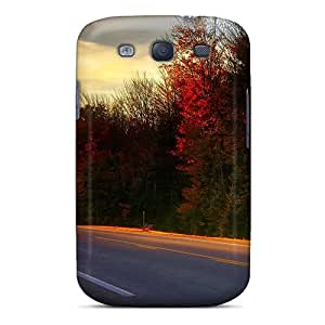 Premium Tpu Heavenly Highway Cover Skin For Galaxy S3