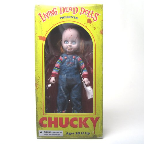 Mezco Living Presents Childs Chucky