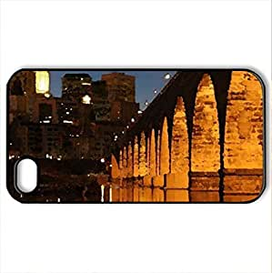 minneapolis saint paul minnesoCase For Samsung Galaxy S5 Cover (Bridges Series, Watercolor style, Black)