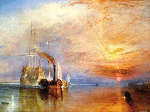 Posters: Joseph William Turner Poster Art Print