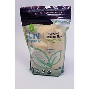 Amazon.com : Sprouted Sorghum Flour, Organic, Gluten Free