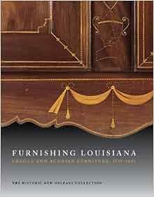 H Parrott Bacot Furnishing Louisiana: ...