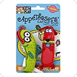Bamboo Pet Appeteasers Catnip Toy 2 Pack (Assorted Styles & Colors)