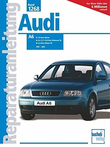Reparaturanleitung Audi A6, 1997 - 2001.