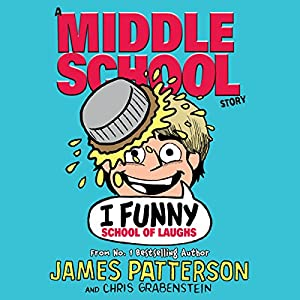 I Funny: School of Laughs Audiobook