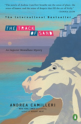 Image of The Track of Sand (Inspector Montalbano)