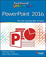 Teach Yourself VISUALLY PowerPoint 2016 Front Cover