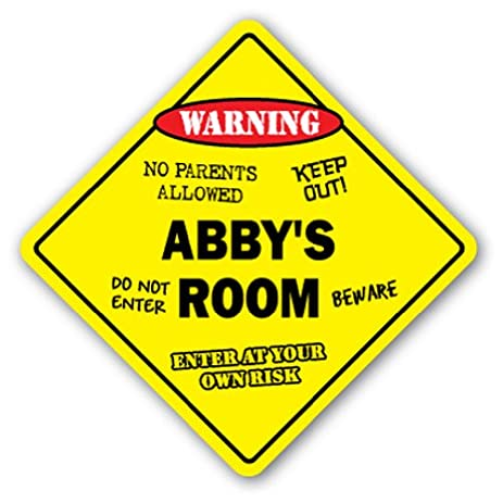 ABBYu0027S ROOM SIGN kids bedroom decor door childrenu0027s name boy girl gift  sc 1 st  Amazon.com & Amazon.com: ABBYu0027S ROOM SIGN kids bedroom decor door childrenu0027s name ...