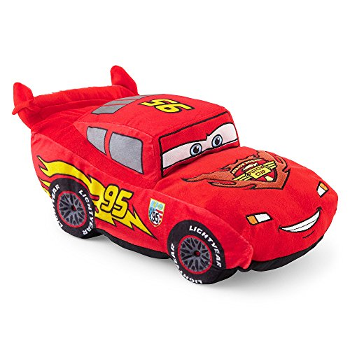Disney Cars Lightning McQueen Pillow ()