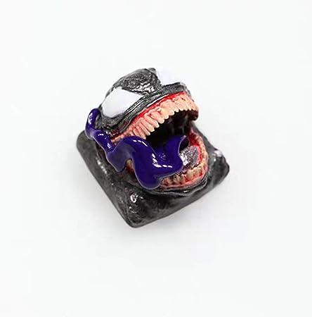 Keycaps Venom Durable Custom Keycaps Stereo 3D Transmisión de ...
