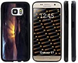 Rikki Knight Frederick Edwin Church Art After the Annealing Design Samsung Galaxy S7 Case Cover (Black Rubber with front Bumper Protection) for Samsung Galaxy S7
