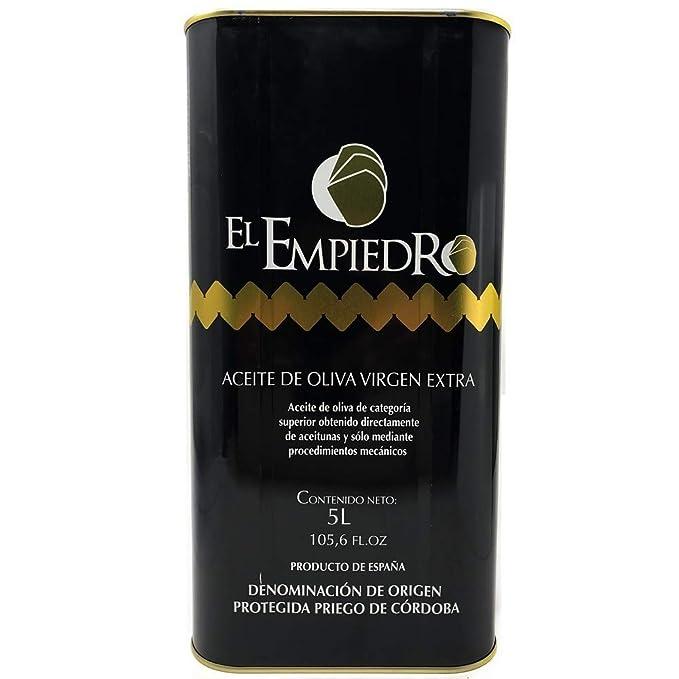 Aceite de oliva virgen extra El Empiedro 5 litros [AC0844]
