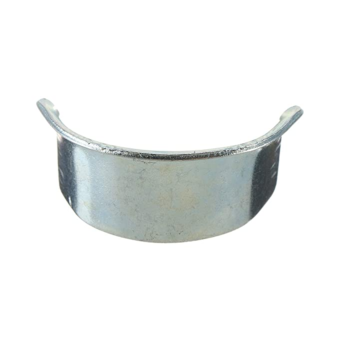 Motorcycle Exhaust Pipe Collets Collars Clamp Holder 26//18mm For Honda CG125 CB