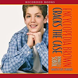 Encyclopedia Brown Cracks the Case Audiobook