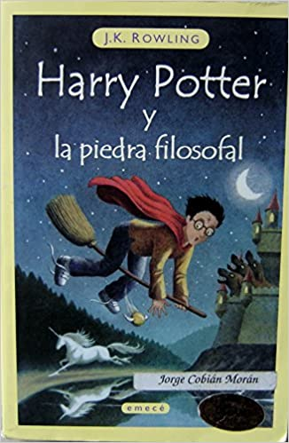 Harry Potter Y La Piedra Filosofal Harry Potter And The