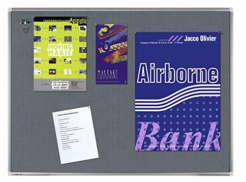 Legamaster 7-141554 Premium Pinboard Pinboard Pinboard Textil, 120 x 90 cm, blau B000TKAQ8W | Vogue  05f29a