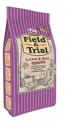 Skinners Field & Trial Lamb and Rice Dog Food, 15 kg Skinner's Pet Food 02SKFTLR15